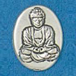 Basic Spirit Buddha / Shanti Pocket Token - Centerville C&J Connection, Inc.