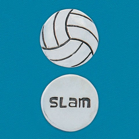 Basic Spirit Token - Slam / Volleyball - Centerville C&J Connection, Inc.