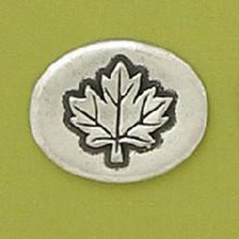 Basic Spirit Maple Leaf / Canada Pocket Token - Centerville C&J Connection, Inc.