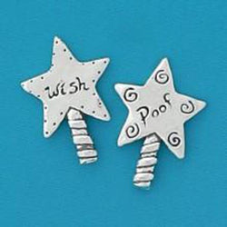 Basic Spirit Wish Proof/ Wand Pocket Token - Centerville C&J Connection, Inc.