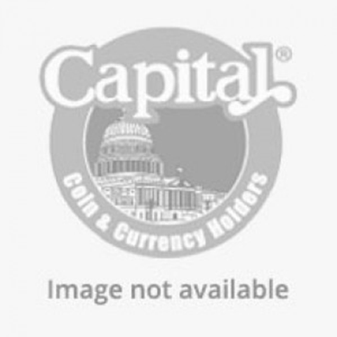 Platinum American Eagle 1 oz. - 1/10 oz. Capital Plastics Coin Holder - White - Centerville C&J Connection, Inc.