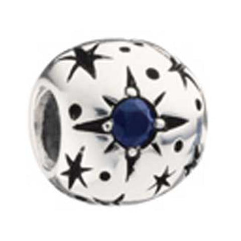 Disney Silver Dreams Come True Silver CZ Bead - Chamilia - Centerville C&J Connection, Inc.