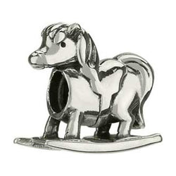 Silver Rocking Horse Bead - Chamilia - Centerville C&J Connection, Inc.