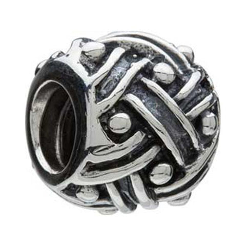 Silver Balls Bead - Chamilia - Centerville C&J Connection, Inc.