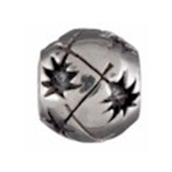 Silver Palm Trees Bead - Chamilia - Centerville C&J Connection, Inc.
