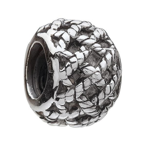 Silver Lines Bead - Chamilia - Centerville C&J Connection, Inc.