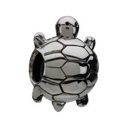 Silver Turtle Bead - Chamilia - Centerville C&J Connection, Inc.