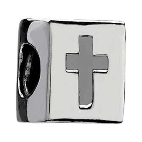 Silver Bible Bead - Chamilia - Centerville C&J Connection, Inc.
