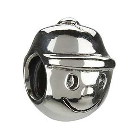 Silver Boy Bead Charm - Chamilia - Centerville C&J Connection, Inc.