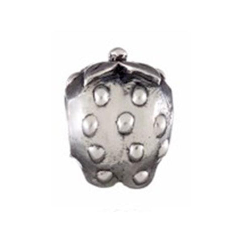 Silver Strawberry Bead - Chamilia - Centerville C&J Connection, Inc.