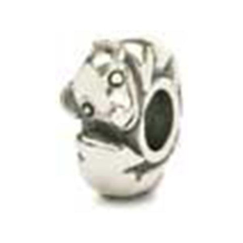 Limited Edition 2012 Chinese Zodiac Rat - Trollbeads Silver Bead - Centerville C&J Connection, Inc.