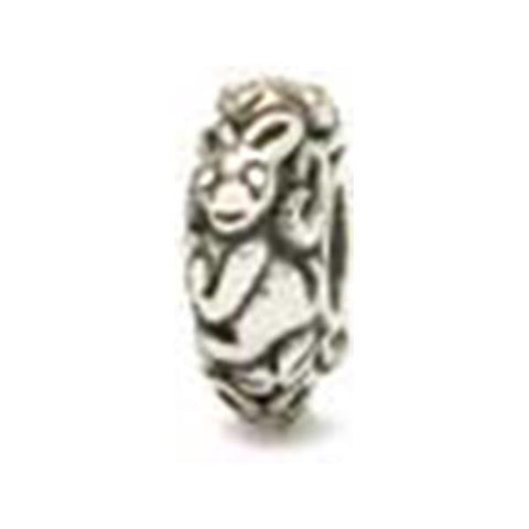 Limited Edition 2012 Chinese Zodiac Rabbit - Trollbeads Silver Bead - Centerville C&J Connection, Inc.