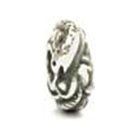 Limited Edition 2012 Chinese Zodiac Snake - Trollbeads Silver Bead - Centerville C&J Connection, Inc.