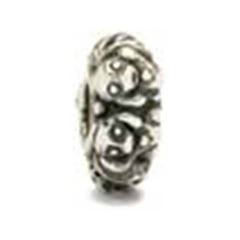 Limited Edition 2012 Chinese Zodiac Monkey - Trollbeads Silver Bead - Centerville C&J Connection, Inc.