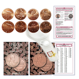 Lincoln Penny Starter Collection Kit with 2009 Varieties, Two H.E. Harris Folders, Magnifier & Checklist - Centerville C&J Connection, Inc.