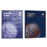 Lincoln Penny Cent Starter Collection Kit with 2009 Varieties, Whitman [9033] Lincoln Cent Folder Vol. 3, Whitman [4004] Lincoln Cent Folder Vol. 4, Magnifier and Checklist, Great Start for Beginner Collectors - Centerville C&J Connection, Inc.