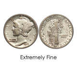 Mercury Dime - Winged Liberty Head - 1930 - 1939 - Centerville C&J Connection, Inc.