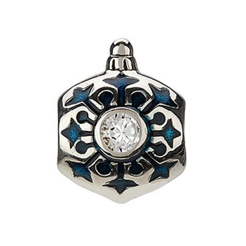 Limited Edition CZ Enamel Ornament Bead - Chamilia - Centerville C&J Connection, Inc.