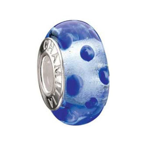 Murano Glass Moon Craters Bead - Chamilia - Centerville C&J Connection, Inc.