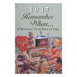 Remember When Kardlet (Booklet) - Centerville C&J Connection, Inc.