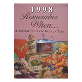 Remember When Booklet - Pi Style Boutique - Seek Publishing - Gifts & Decor - 79