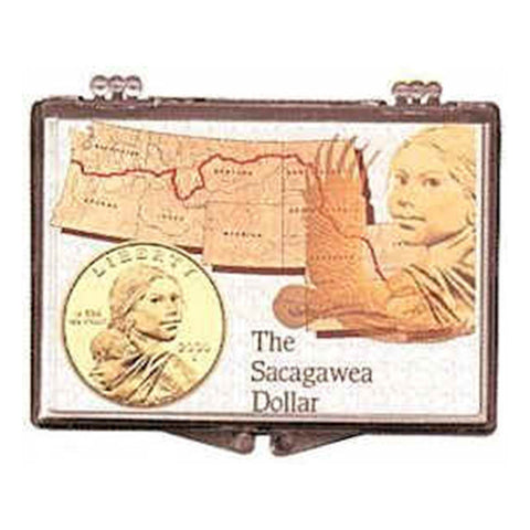 Sacagawea Snaplock Displays - Centerville C&J Connection, Inc.