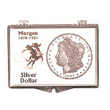 Silver Dollar Snaplock Displays - Centerville C&J Connection, Inc.
