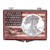 Silver American Eagle Snaplock Displays - Centerville C&J Connection, Inc.