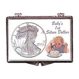 Special Occasion Silver American Eagle Snaplock Displays - Centerville C&J Connection, Inc.