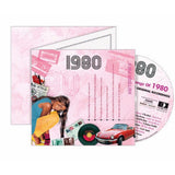 The Classic Years CD Greeting Card - Centerville C&J Connection, Inc.