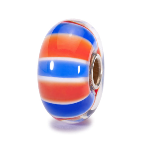 World Tour UK Colours - Trollbeads Glass Bead - Centerville C&J Connection, Inc.