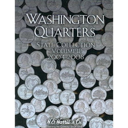 Washington Quarters State Collection 2004 - 2008 Vol. Two - Centerville C&J Connection, Inc.