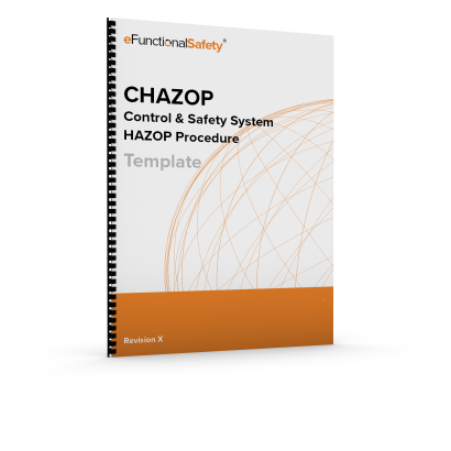Control system Hazard and Operability - C-HAZOP/CHAZOP Procedure Template