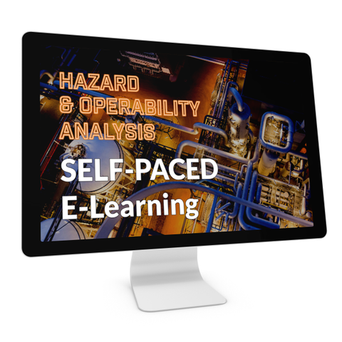 eLP001: HAZOP Analysis Online E-Learning