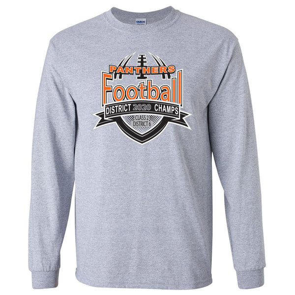 District Champs 2020 Long Sleeve T-Shirt
