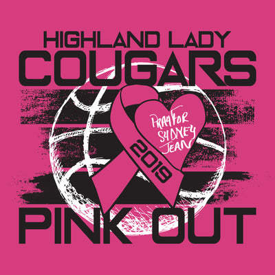 Highland Pink Night