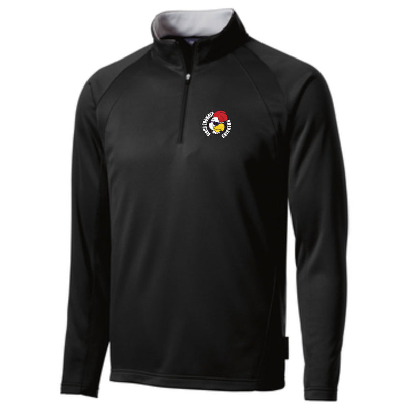 Disco Thunder Chickens Drifit Fleece 1/4 Zip