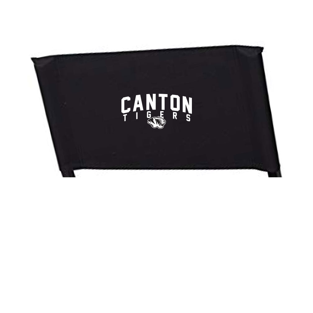 Canton Stadium Chairs Arched Tiger