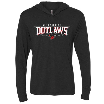 Outlaws Hooded Long Sleeve