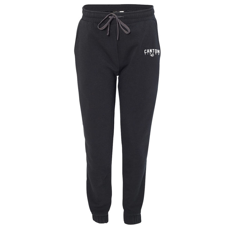 Canton Fleece Joggers Arched Tiger