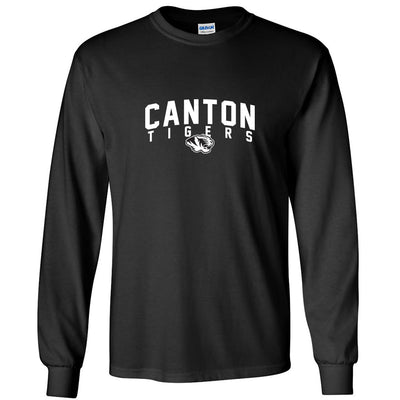 Canton Long Sleeve Arched Tiger