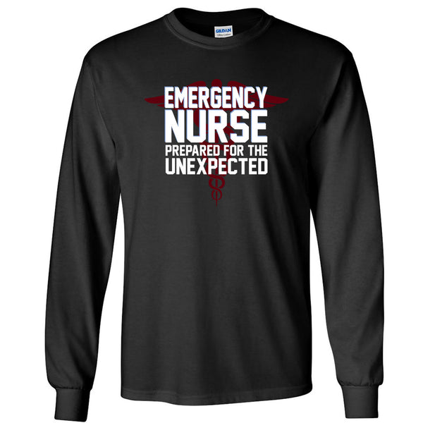 Blessing E.R. Nurse Long Sleeve