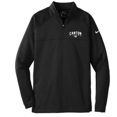 Canton Nike 1/4 Zip Arched Tiger