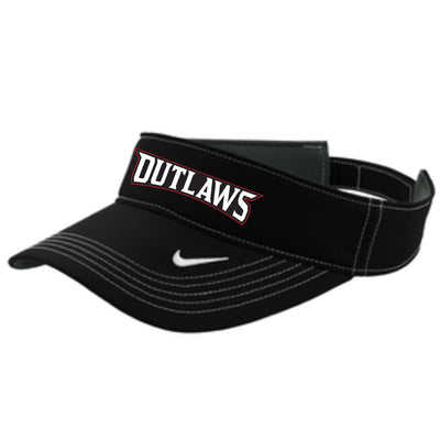 Outlaws Nike Visor