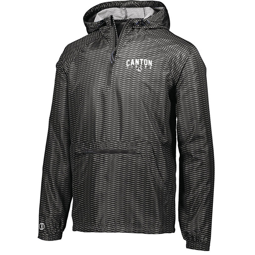 Canton Ranger Pullover Arched Tiger