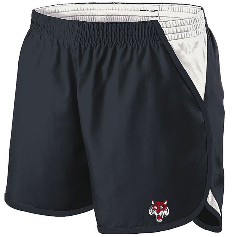 Canton Ladies Shorts Tiger Head