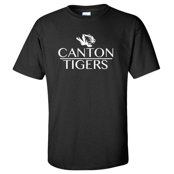 Canton Tee Stacked Tiger