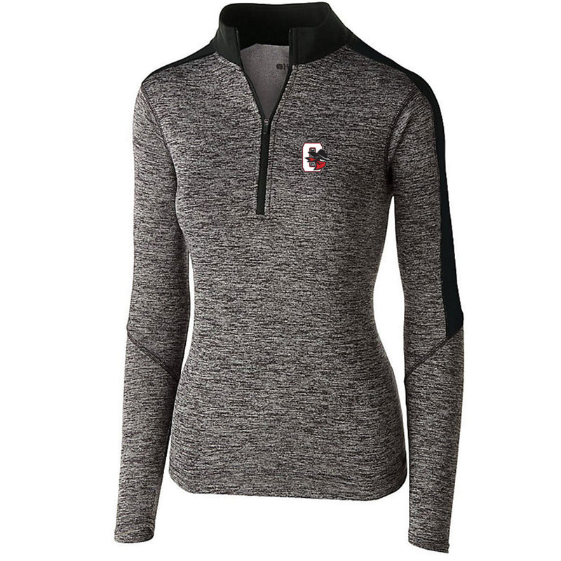 Outlaws Ladies 1/4 Zip