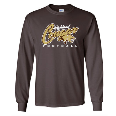 Adult Long Sleeve Tee