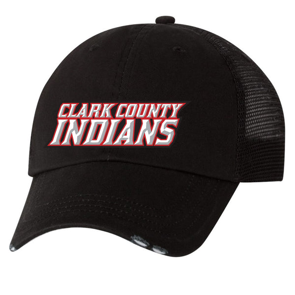 Clark County Raglan Adjustable Hat